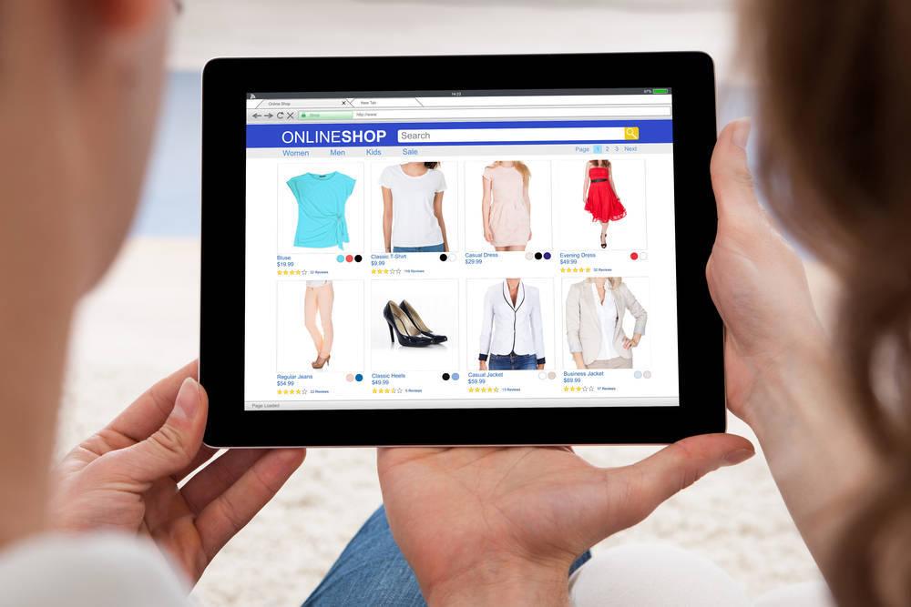 Cómo comprar Moda Online