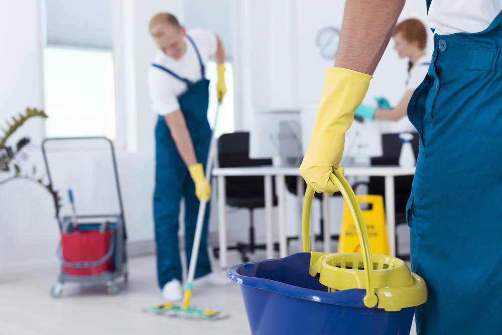 El sector de la limpieza cotiza al alza