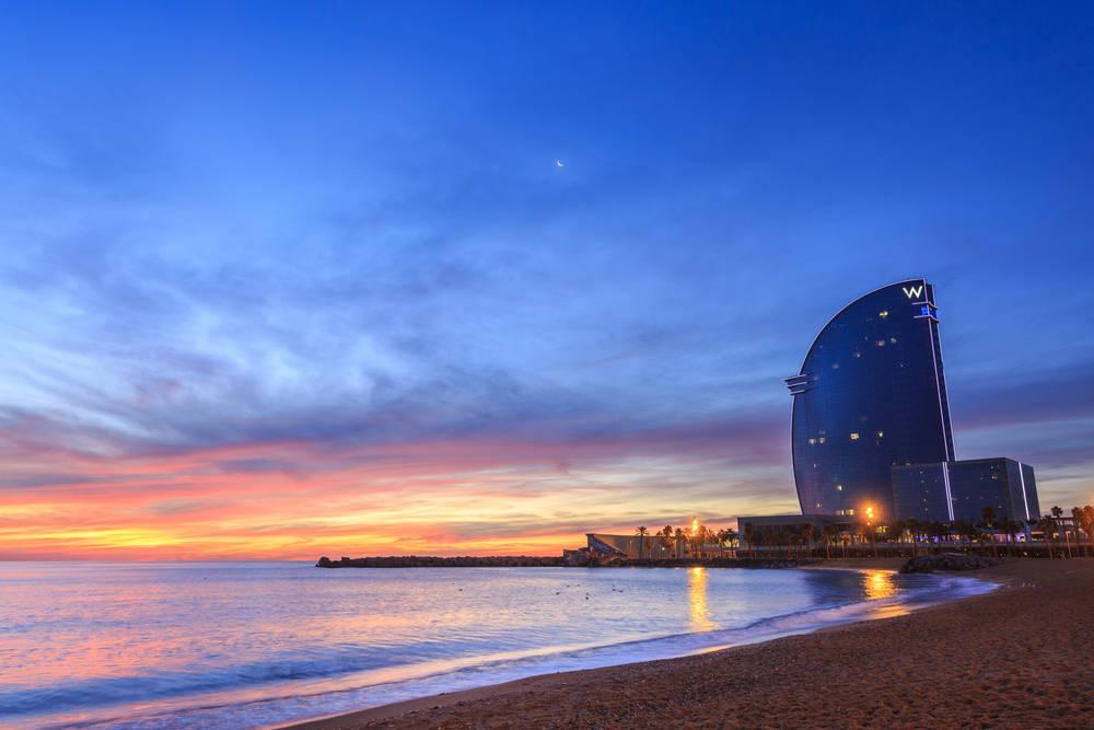 Hoteles en Barcelona: una feroz competencia