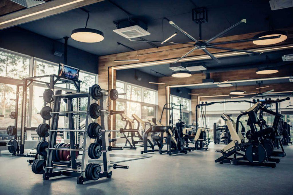 Por qué es buena idea montar un gimnasio