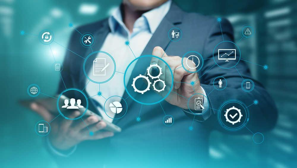 Tecnología para automatizar procesos